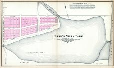 Reid`s Villa Park, New Jersey Coast 1878